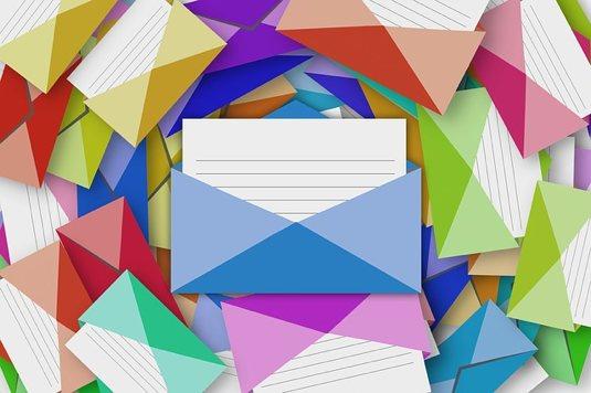 Nepoužívejte na firemním webu e-mail zdarma (seznam.cz, centrum.cz a pod.)