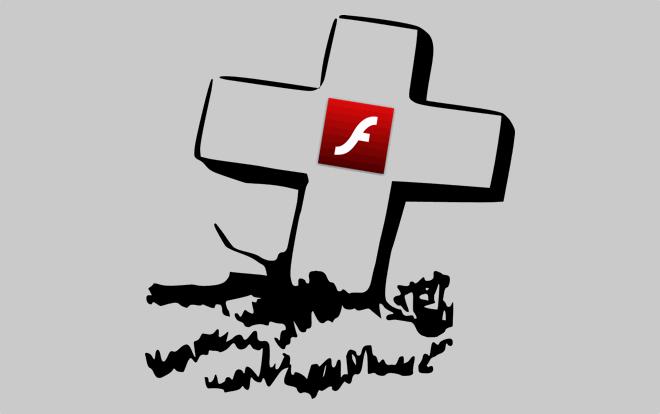 Máte na webu flash? Zbavte se ho co nejrychleji.