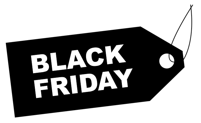 Black Friday a Cyber Monday 2018