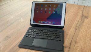 iPad s klávesnicí