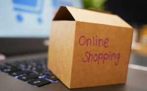 online nakupovaní
